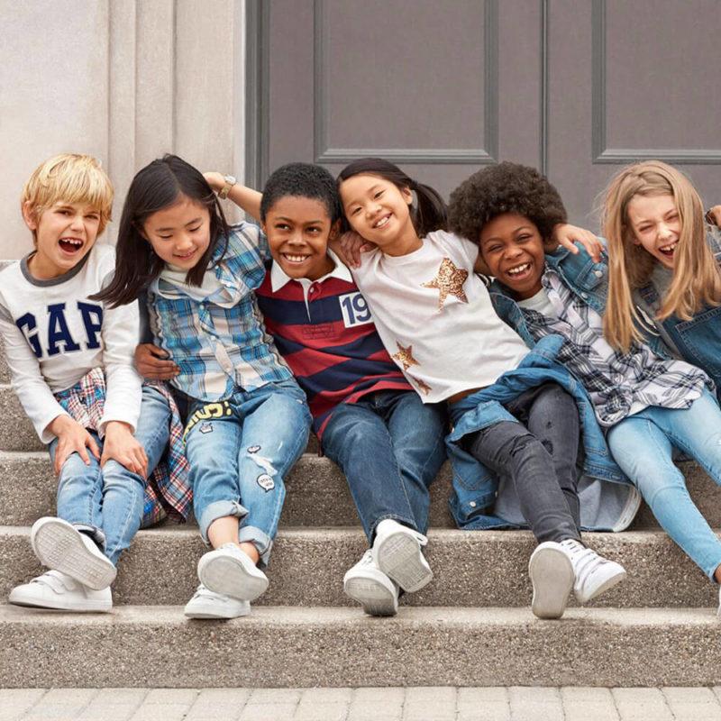 gap kids legacy place